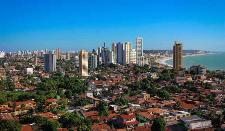 Férias no Nordeste Natal, Rio Grande do Norte