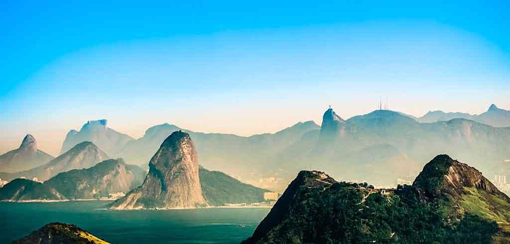 Melhores destinos nacionais Rio de Janeiro