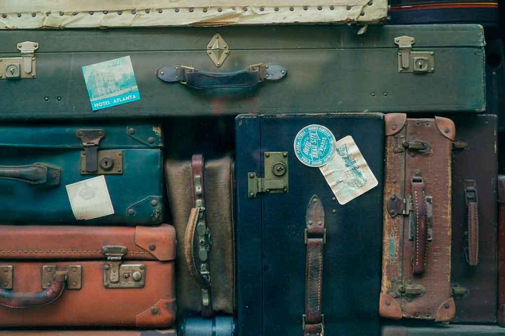 Como viajar só com bagagem de mão diferenças