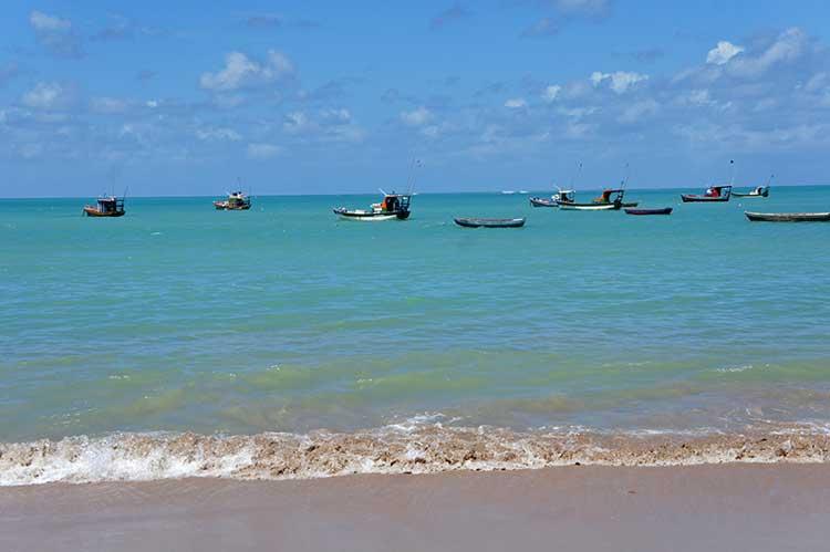 Praia Pajucara Maceio