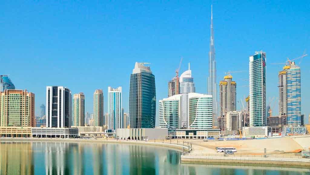 Dubai nos emirados arabe clima