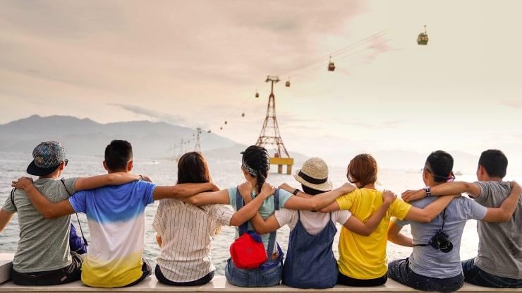 Como organizar uma viagem com amigos