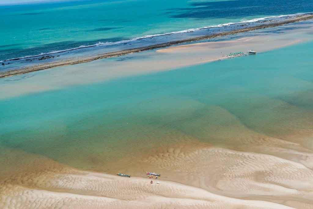 Praias de Maceió gunda