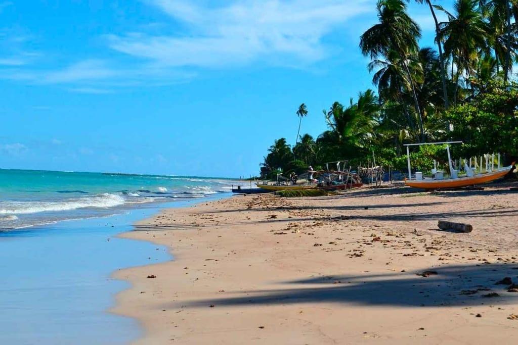 Praias de Maceió praia do patacho