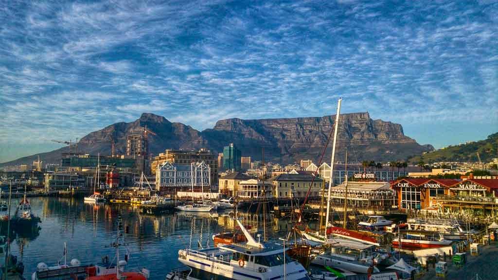 Lugares imperdíveis na África do Sul cidade do cabo