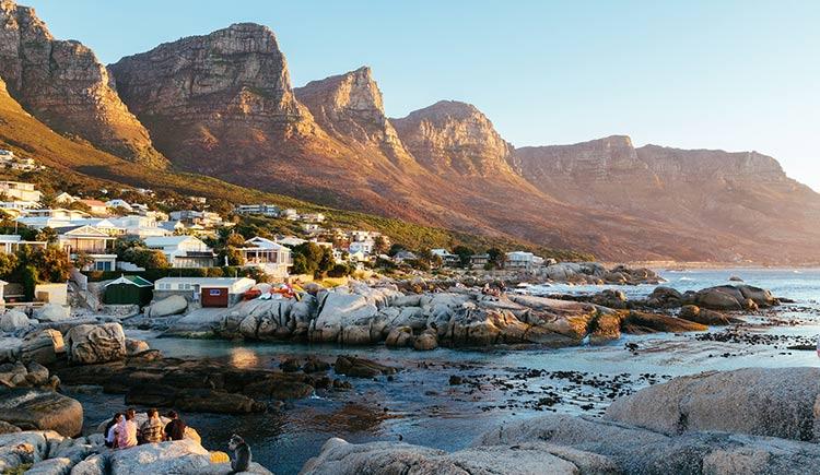 A Cidade do Cabo é um dos melhores lugares para conhecer na África do Sul