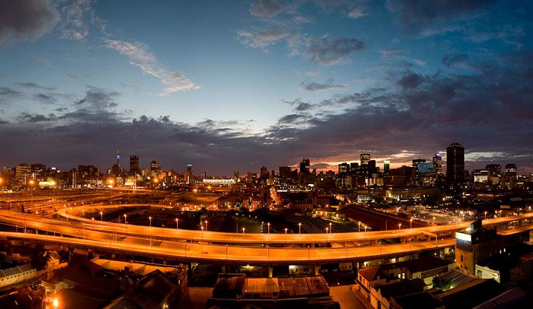 Joanesburgo é uma das principais cidades para conhecer na África do Sul