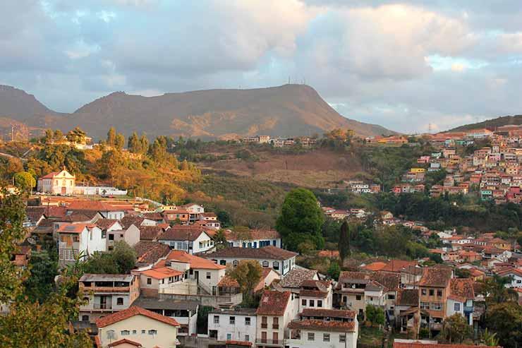 Viagens baratas: Ouro Preto