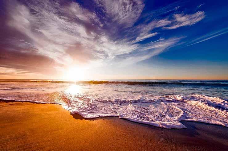 Viagens baratas destinos com praia