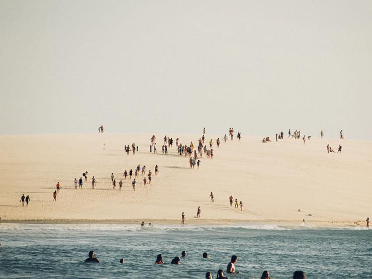 lugares lindos para viajar no Brasil