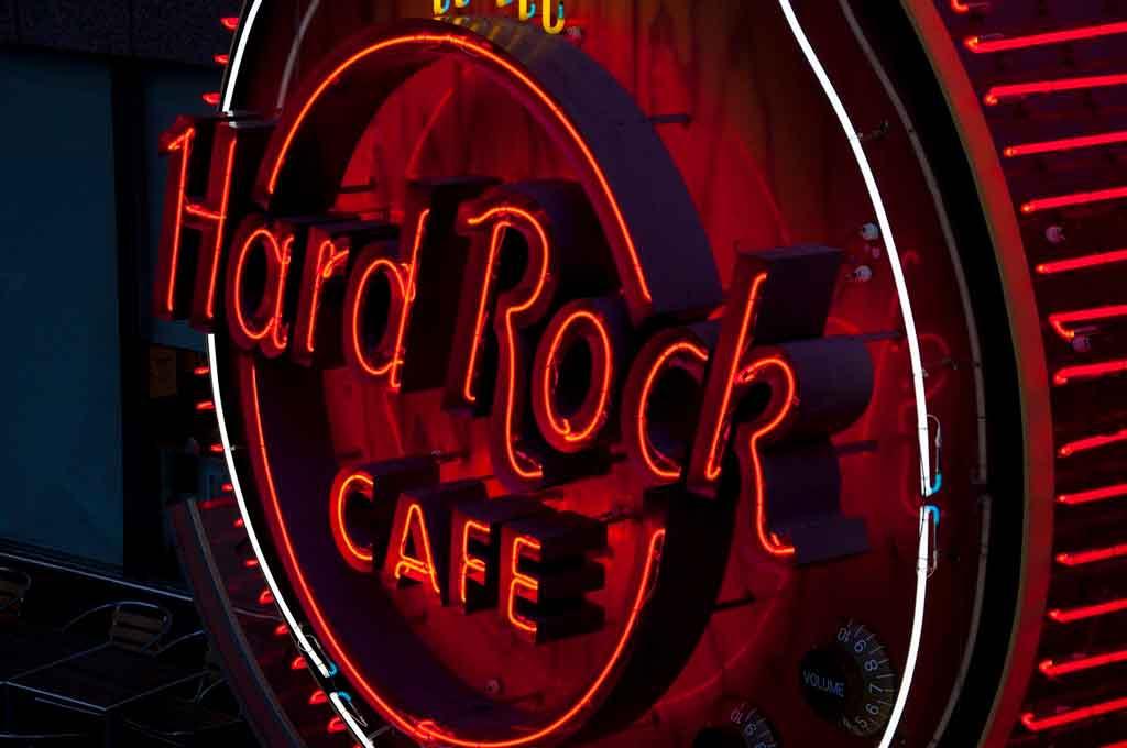 Viagem para Cancun hard rock cafe