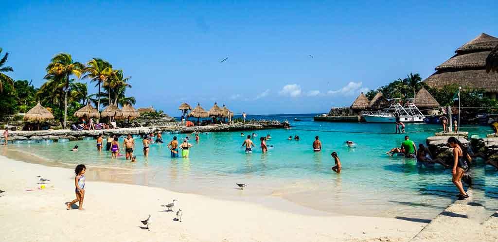 Viagem para Cancun parque xcaret