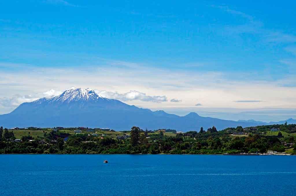 Viagem para o Chile puerto varas