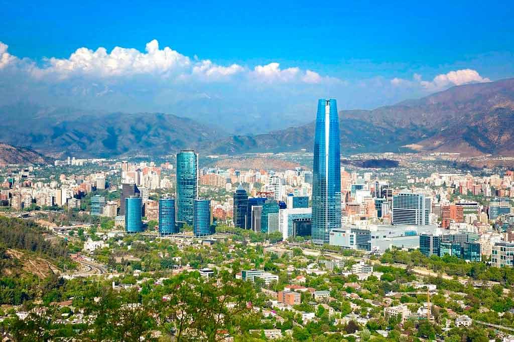 Viagem para o Chile Santiago