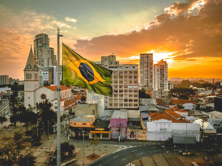 Viagens baratas pelo Brasil