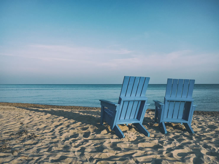 viajar barato destinos nacionais baratos com Praia