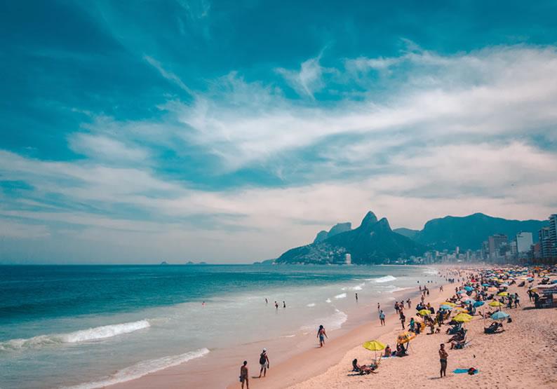 alta temporada brasil