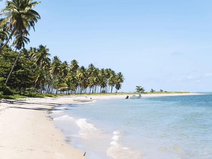 melhores praias do Brasil nordeste