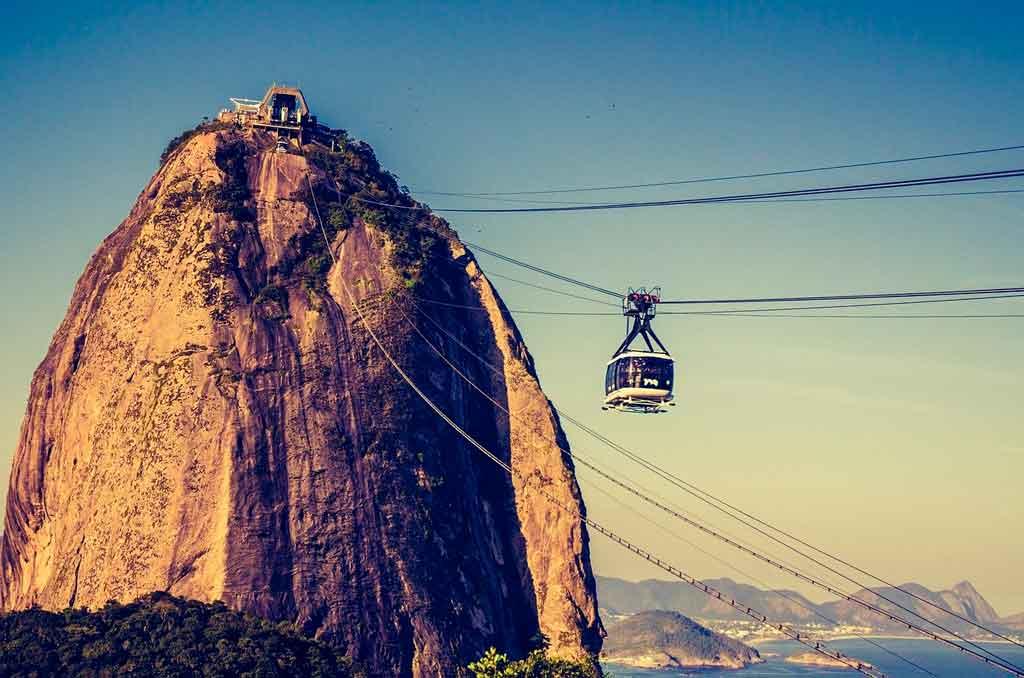 Mulheres viajantes Rio de Janeiro