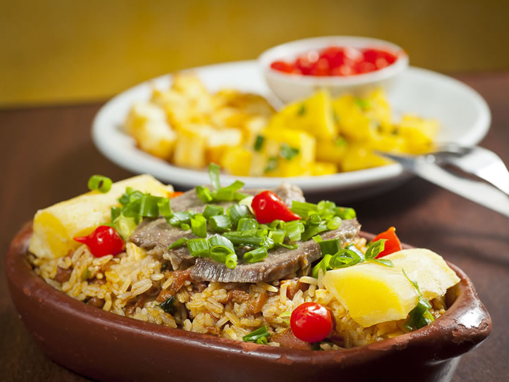 turismo gastronômico norte do Brail