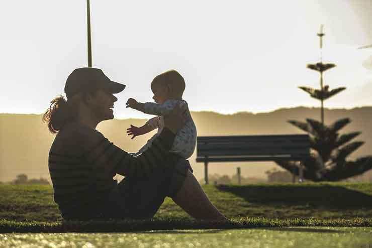 Viagem em família com bebês e crianças