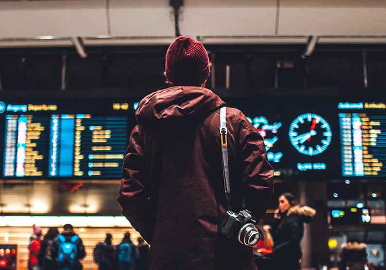 viajar sozinho vantagens