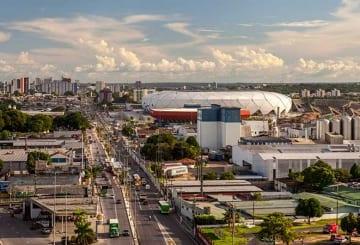 Passagens Aéreas para Manaus
