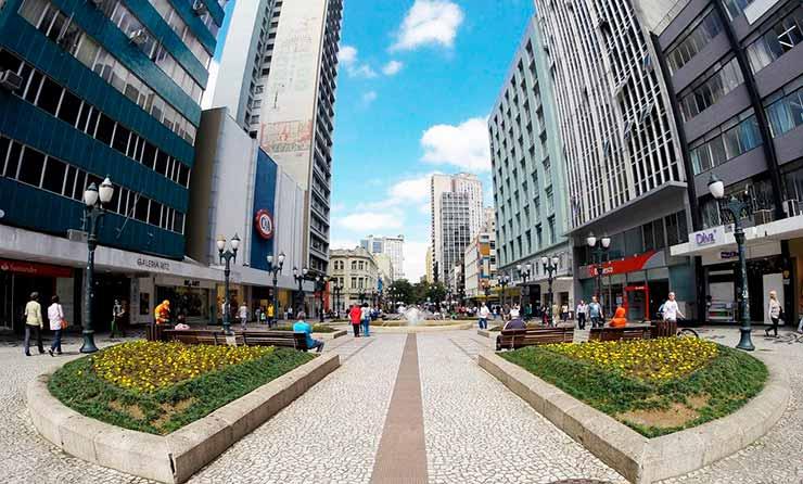 Férias de Julho em Curitiba