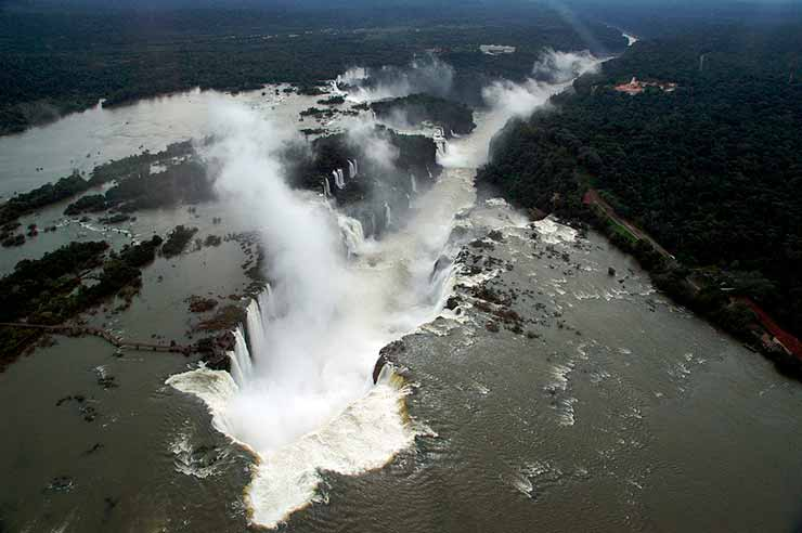 Férias de Julho em Foz do Iguaçu
