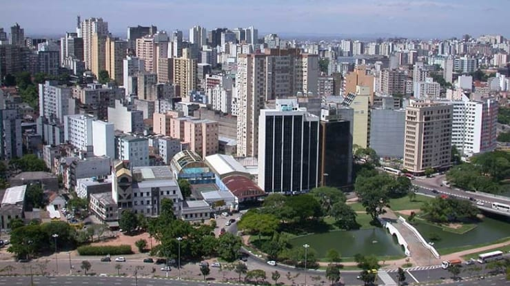 Passagens Promocionais para Porto Alegre