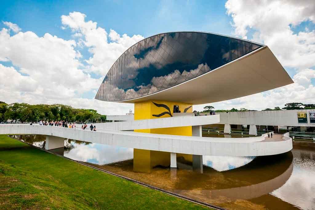 Destinos baratos no Brasil Curitiba