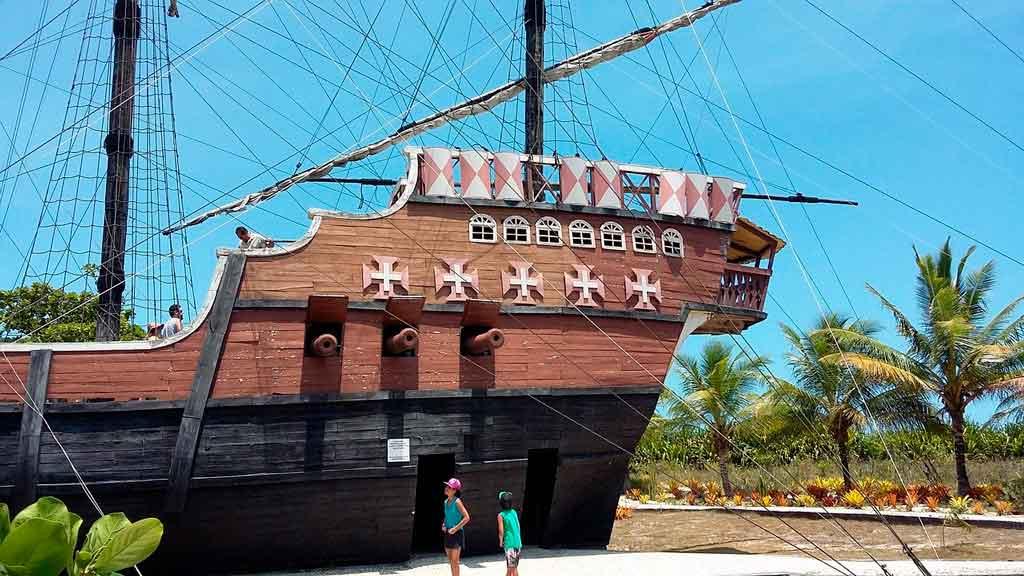 Destinos baratos no Brasil porto seguro