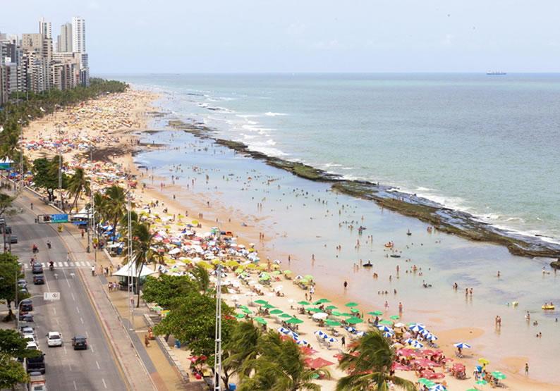 Melhores destinos de férias no brasil praia
