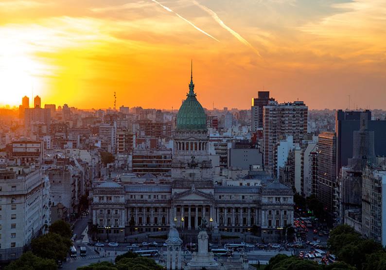 lugares para viajar no carnaval argentina