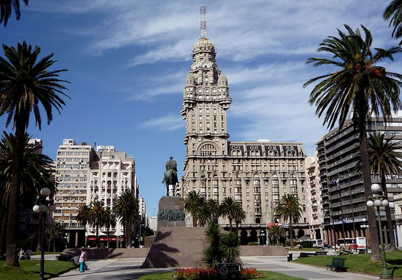 Melhores destinos América do Sul uruguai