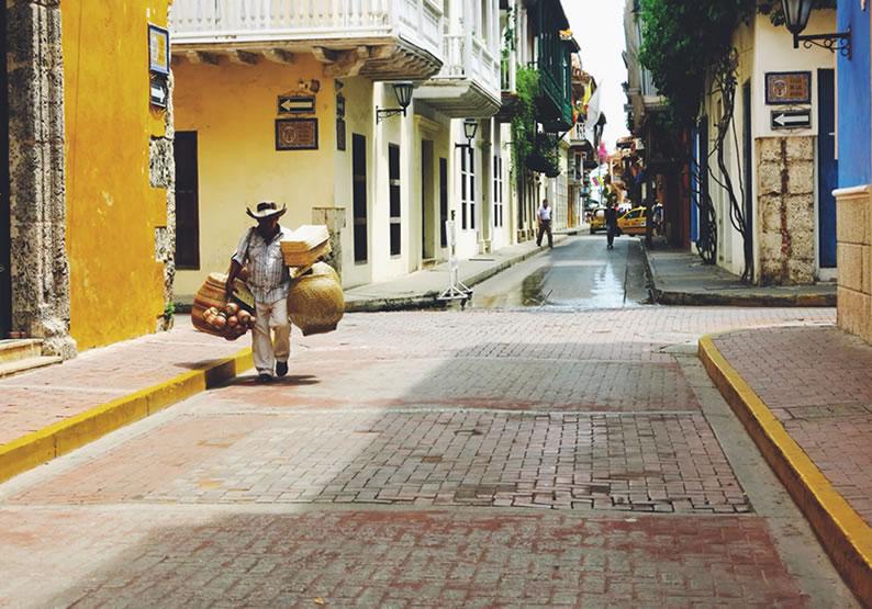 Melhores destinos na América do Sul colombia