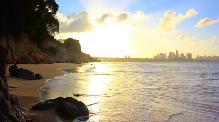 Melhores praias de João Pessoa: praias urbanas, litoral Norte e Sul
