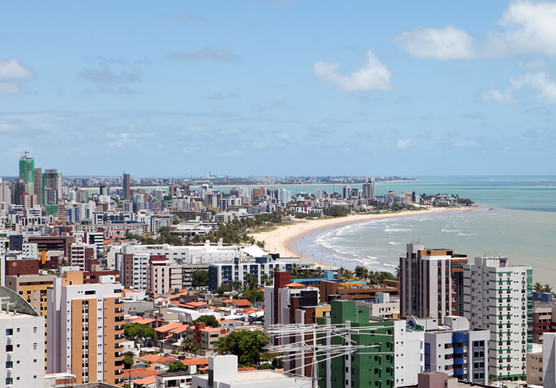 Melhores praias de João Pessoa pontos turísticos