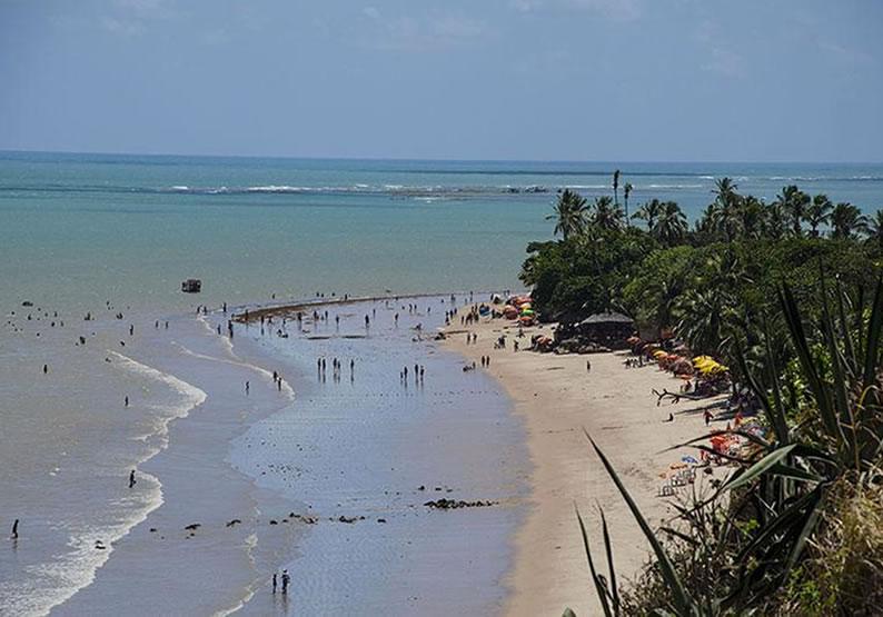 Melhores praias João Pessoa paraiba