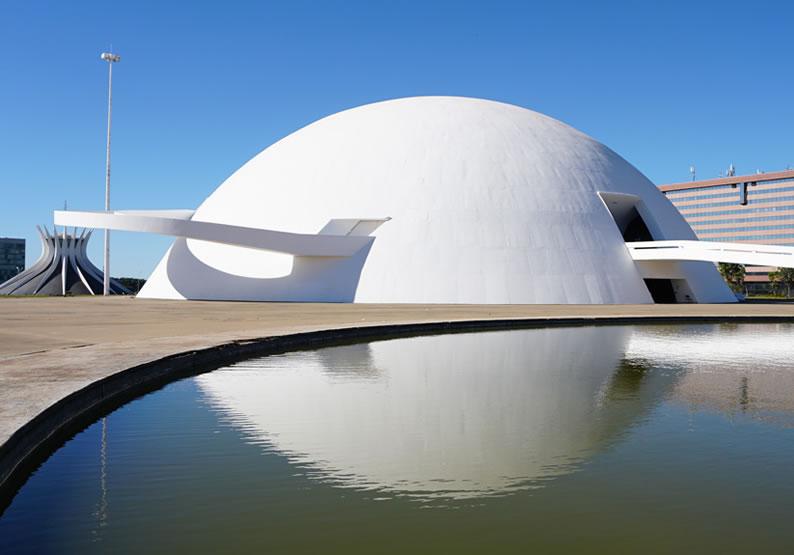 O que fazer em Brasília passeios museu