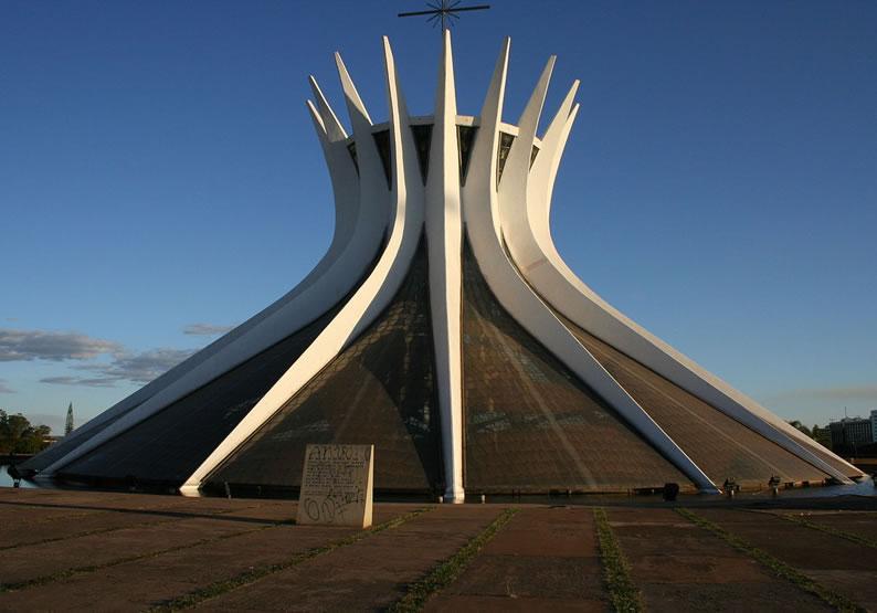 O que fazer em Brasília igrejas templos