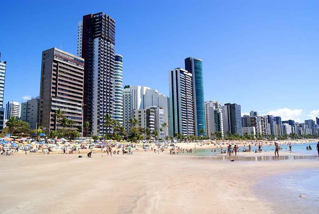 O que fazer em Recife praia boa viagem