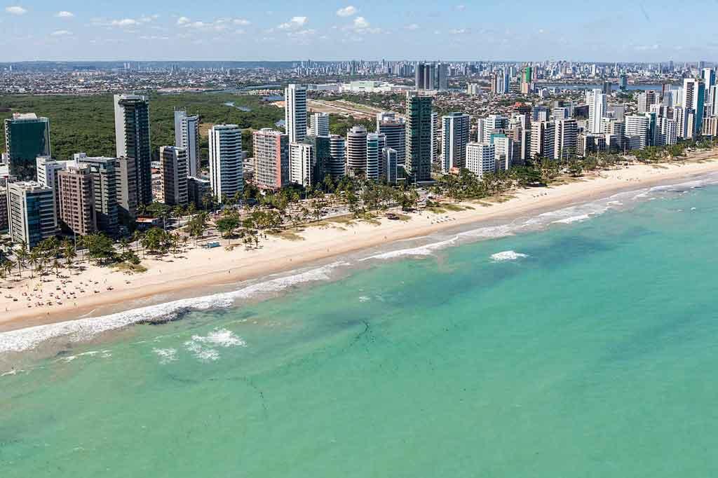 O que fazer em Recife praia do pina