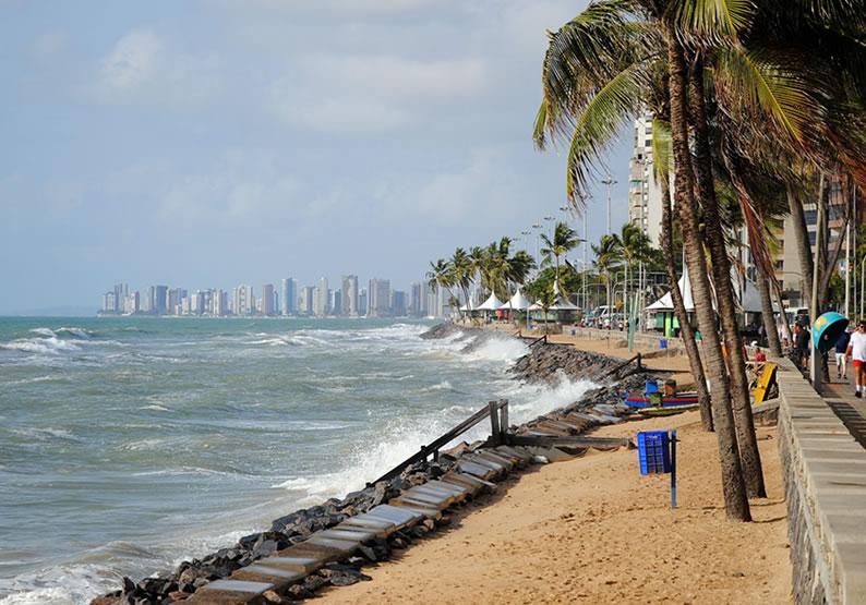 O que fazer em Recife praia