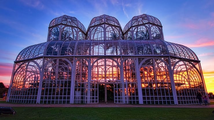 Passeio turístico em Curitiba: Guia completo de pontos turísticos e parques
