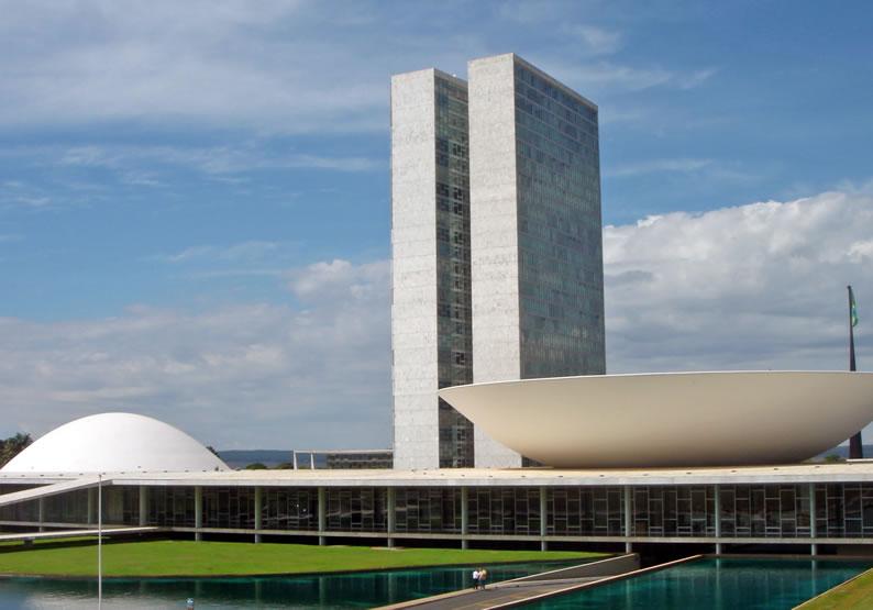 O que fazer em Brasília monumentos congresso nacional