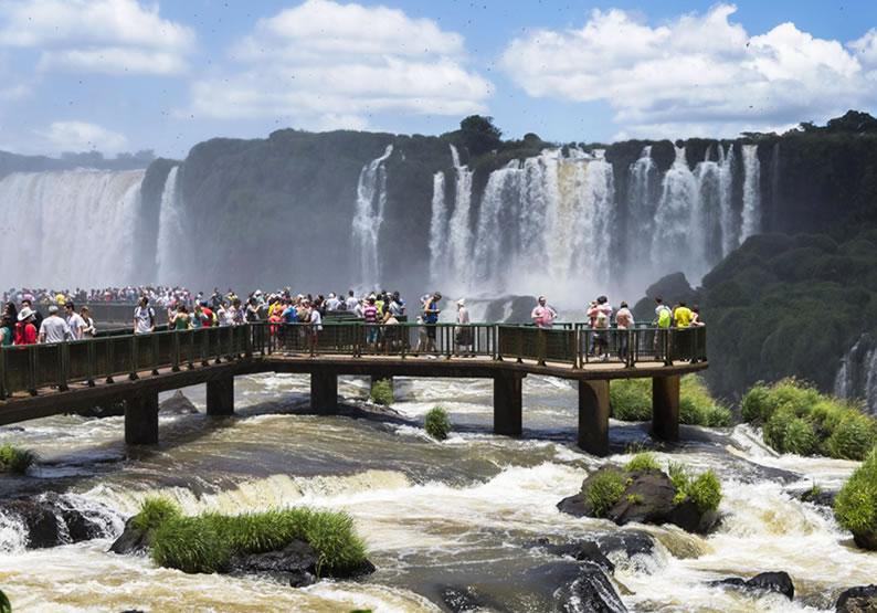 Roteiro viagem para Foz do Iguaçu