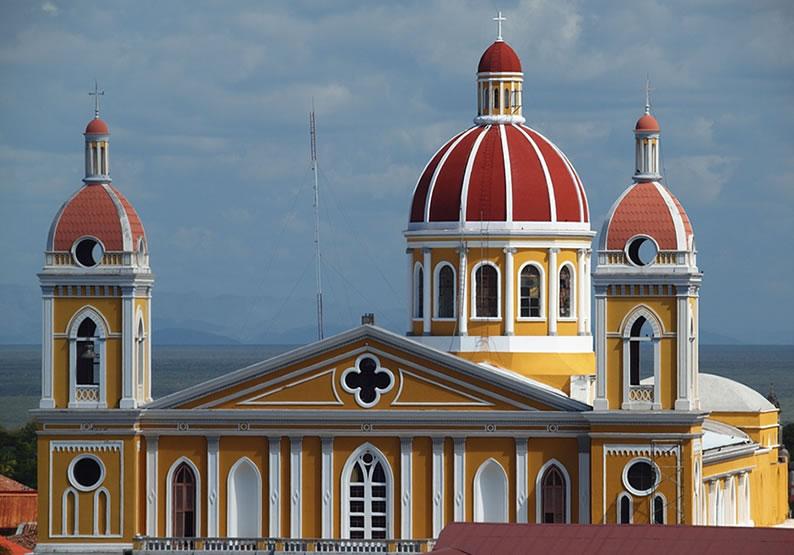 viajar em janeiro América central
