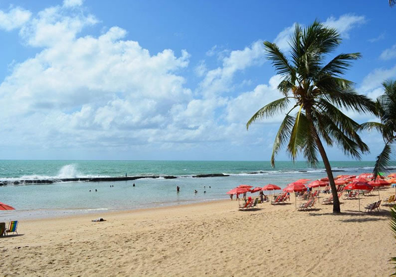 Melhores praias de Recife