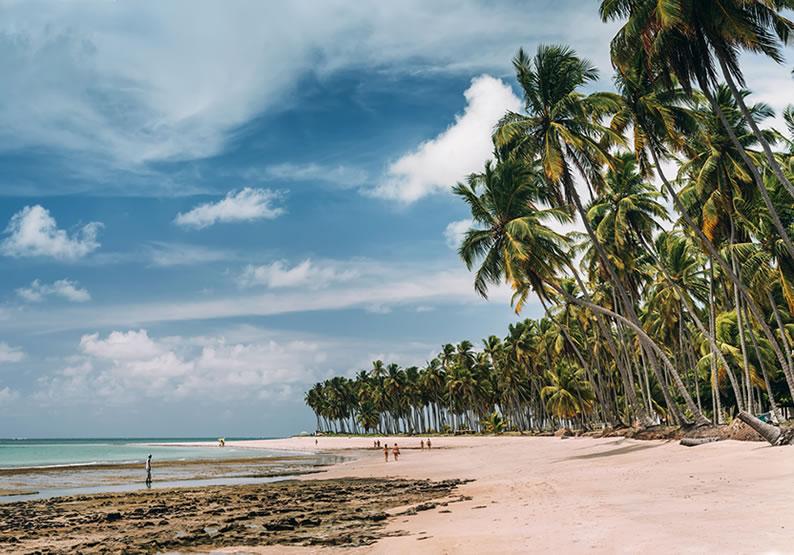 turismo praias de Recife